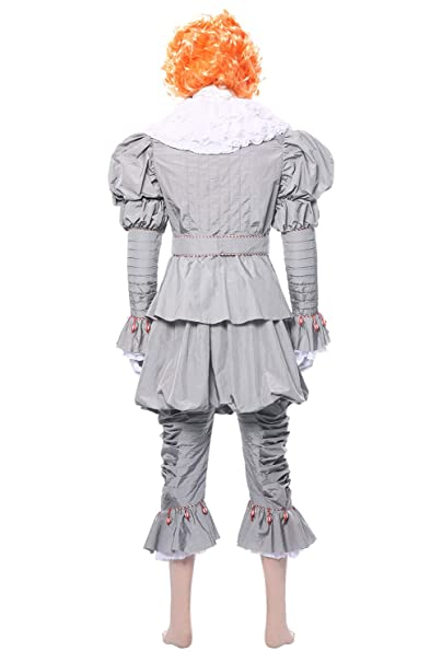 RedJade It: Chapter 2 Pennywise Traje de Cosplay Hombres ...