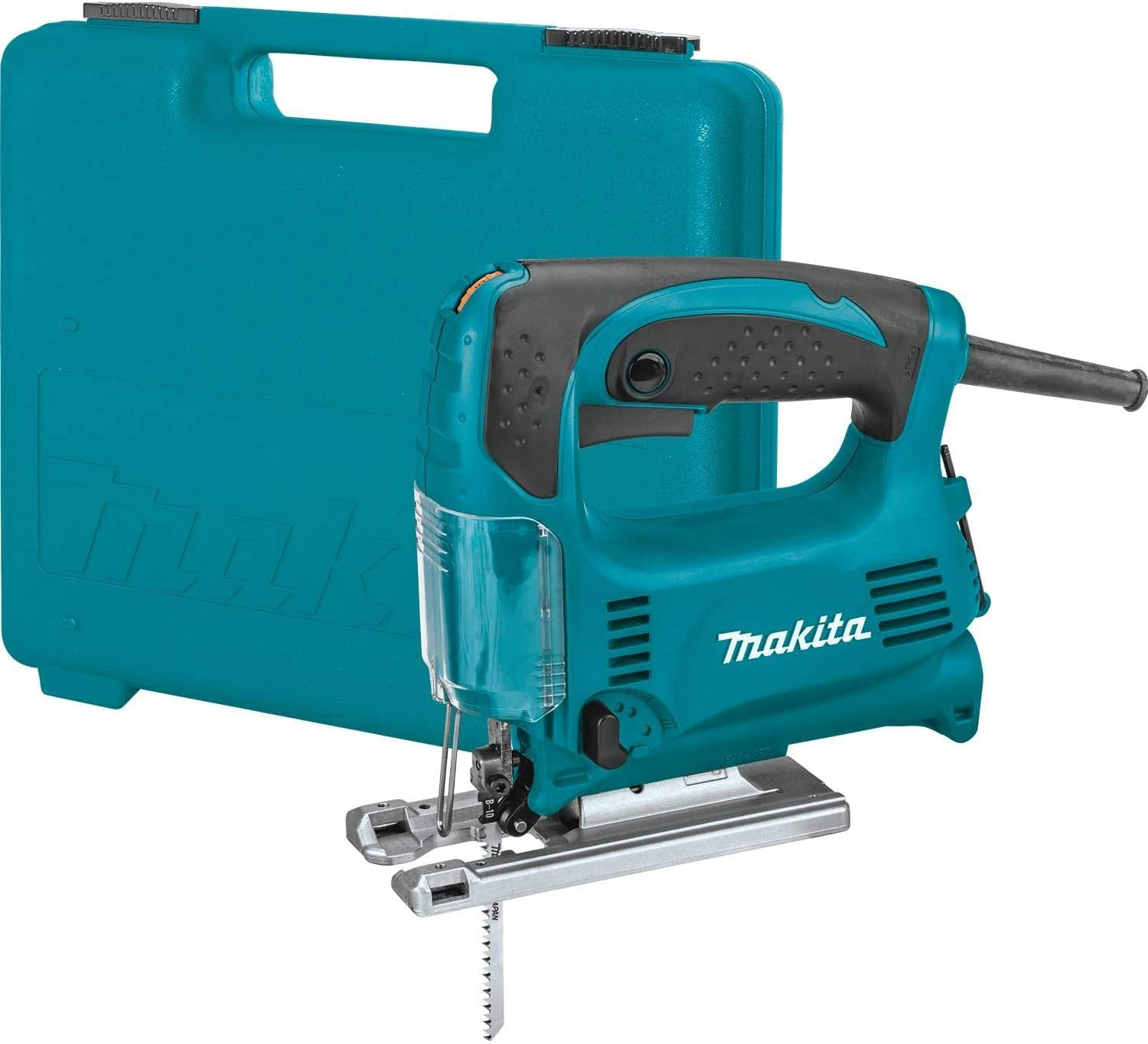 8. Makita 4329K Top-Handle Jigsaw