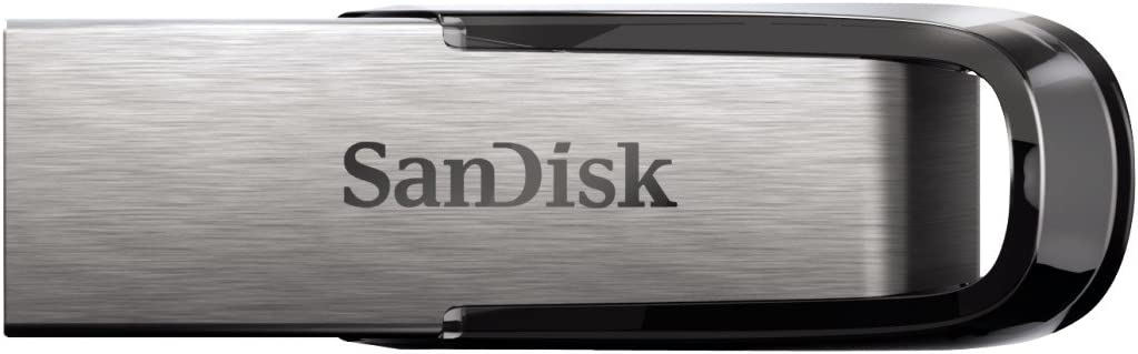SanDisk Ultra Flair 16GB USB 3.0 Flash Drive - SDCZ73-016G-G46,Black