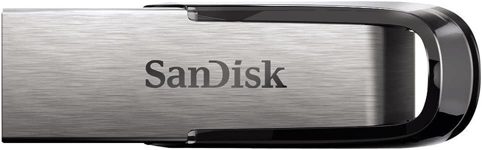 SanDisk 64GB Ultra Flair USB 3.0 Flash Drive -SDCZ73-064G-G46