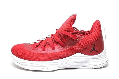 6dd652ee392 Jordan AH8110-JORDAN-ULTRA-FLY-2-LOW Zapatos Hombre 12  Amazon.es  Deportes  y aire libre