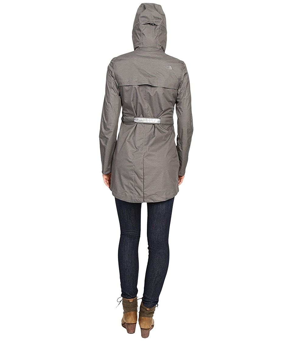 b7b479018 Amazon.com: The North Face Women's Teralinda Trench: Clothing