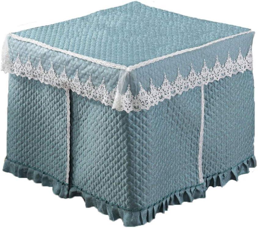 De Fábrica De Color Sólido Europeo Calefacción Eléctrica Estufa Cubierta Automática Mahjong Cuadrado Acolchado Mantel,70 * 70 * 68cm-Beanpaste
