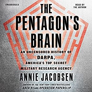 The Pentagon's Brain Audiobook