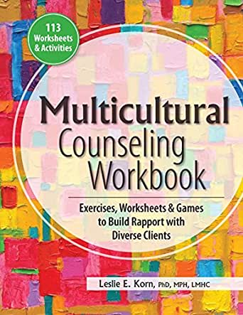 Free Worksheets education com free worksheets : Amazon.com: Multicultural Counseling Workbook: Exercises ...