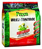 Preen Lawn Weed Control - 10 lb bag, Covers 5,000 Sq. Ft.