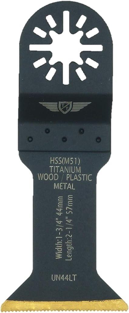 Lame Fein Multimaster Starlock bois-métal 44mm