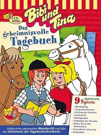 bibi und tina das geheimnisvolle tagebuch