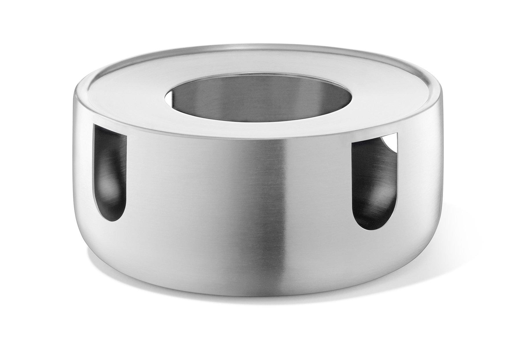ZACK 20871 ORIGINAL''BEVO'' Tea Warmer, Stainless Steel by Zack