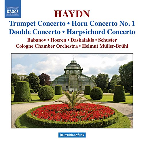 Haydn, J.: Trumpet Concerto / Horn Concerto No. 1 / Keyboard Concerto in D Major / Double Concerto in F Major (Bruhl)
