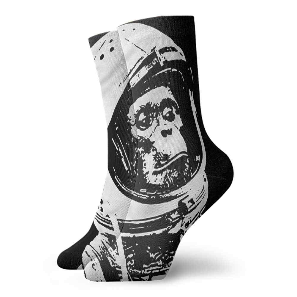Funny Socks For Female Sox Outer Space,Cartoon Aliens Mars,socks men pack dress