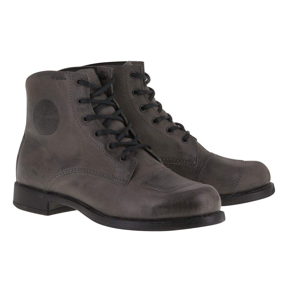 Alpinestars Twin Drystar Men's Street Motorcycle Shoes - Gray / 8