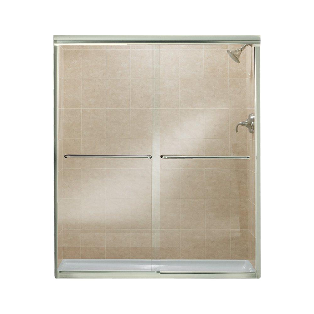 Sterling Plumbing 5475-59N-G05 Shower Door Bypass 70-1/16\