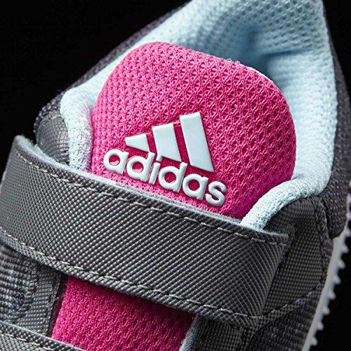 adidas Fortarun CF I, Zapatillas Unisex Bebé Varios Colores (Gricin/Azuhie/Gritre)