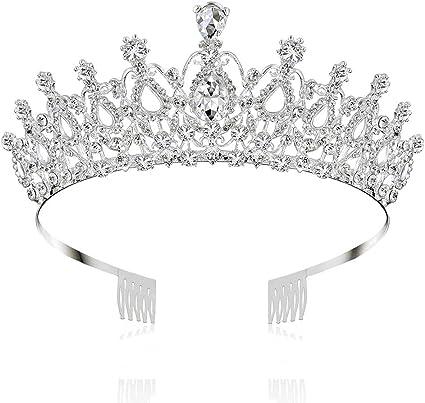 Diamante Capelli Pettine Cristallo Copricapo Da Sposa Strass Abito Da Sposa Accessori
