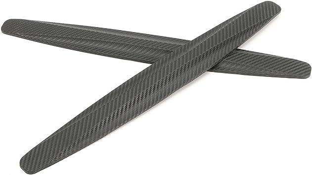 Anti-Collision Guards Buffer Trim Molding Protection Strip Scratch Protector Car Door Protection Bumper LifeBest 4Pcs Universal Auto Car Door Edge Protective Strips
