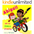 """Books for Kids: """"ABIGAIL AND THE JUNGLE ADVENTURE"""" (Teaches your kid to explore the world, Funny, Values eBook, Animal Habitats, Sleep, Preschool, Early ... (Abigail and the Magical Bicycle Book 1)"""