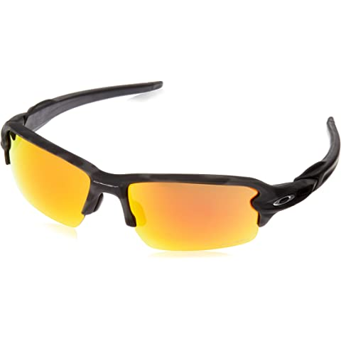 03e3a07dec Amazon.com  Oakley Mens Flak 2.0 Sunglasses Matte Black  Oakley ...