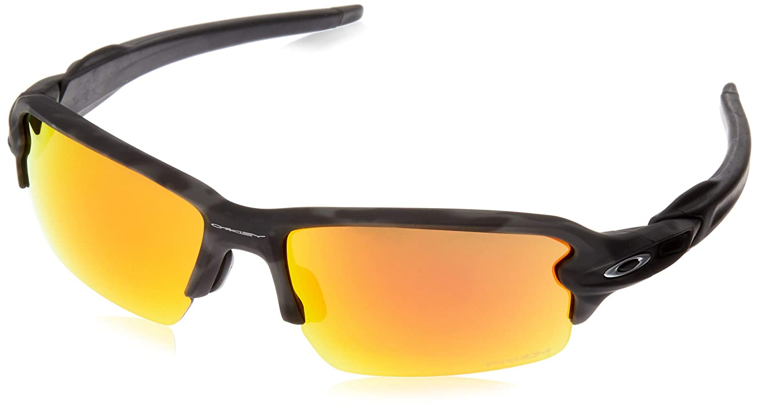 7758d06f525 Amazon.com  Oakley Men s Flak 2.0 (A) Sunglasses
