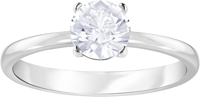 Swarovski Jewels–Anillo Chapado en Oro