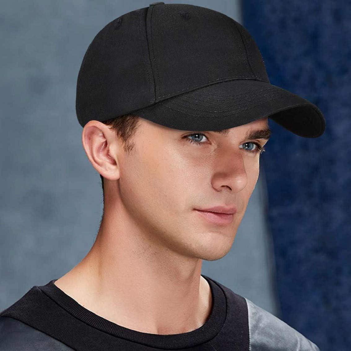 UMIPUBO Cappello Outdoor Unisex in Cotone Berretto Sportivo Berretto da Baseball Snapback Hip Hop cap Colore Puro Cappelli