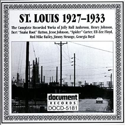St. Louis Blues: 1927-1933 Vol.1