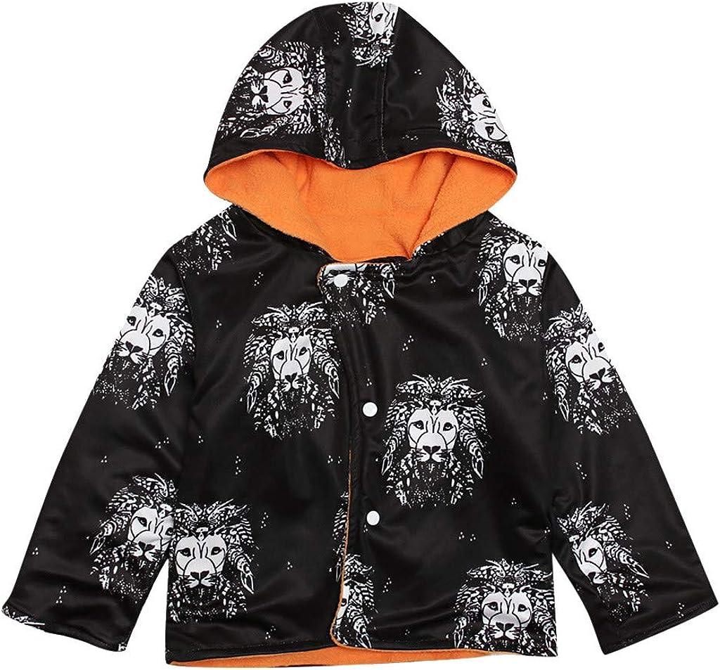 Happy Cherry Boys Splice Vest Soft Warm Fleece Winter Zipper Up Sleeveless Jacket 1-6T