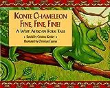 Konte Chameleon Fine, Fine, Fine!, Cristina Kessler, 156397181X