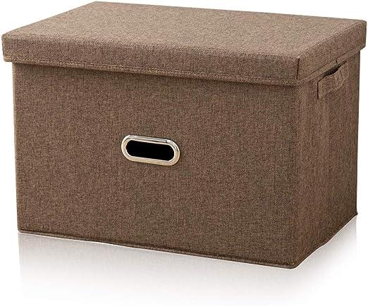 Caja Almacenamiento (44*30*29cm), 3 Tamaños, YFZYT Práctico ...