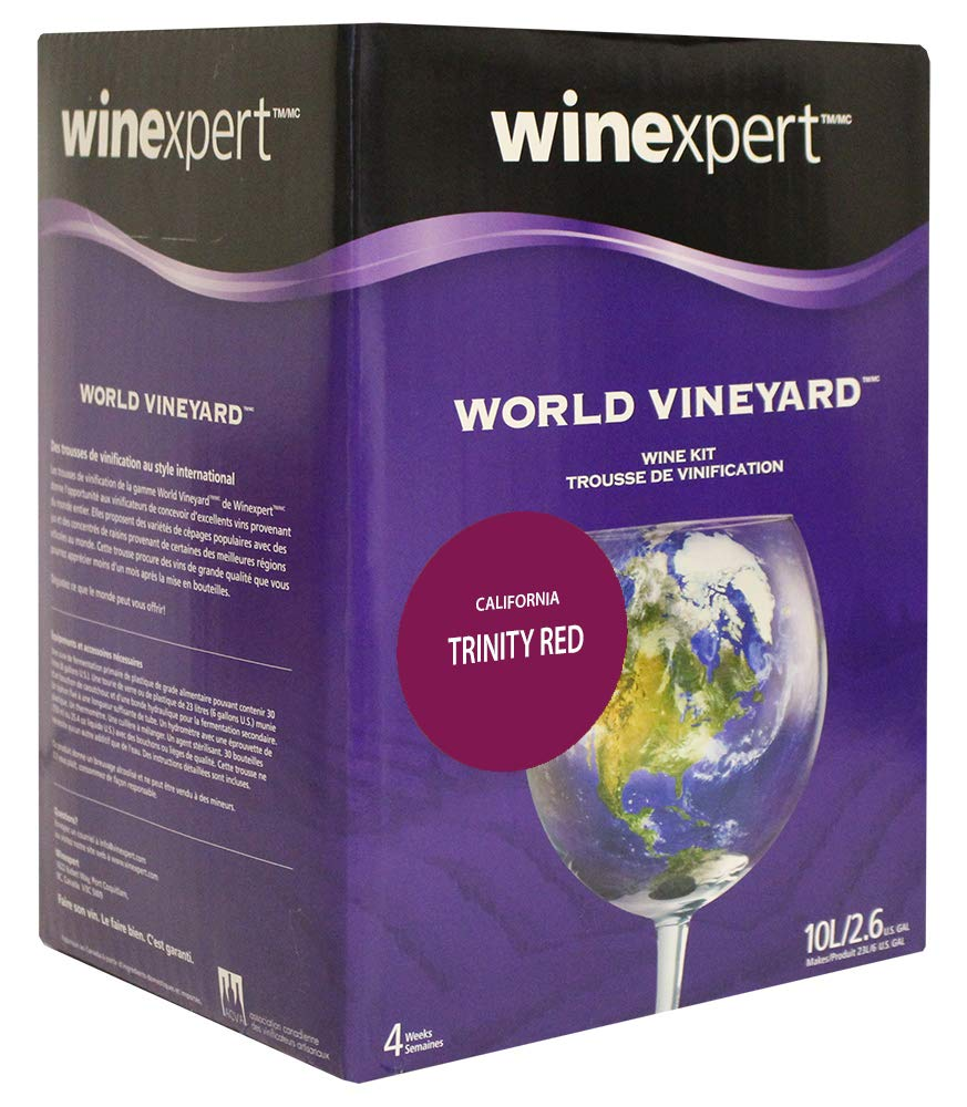 Strange Brew B0064EUITY FBA_Does Not Apply California Trinity Red (World Vineyard) 1 by Strange Brew (Image #2)