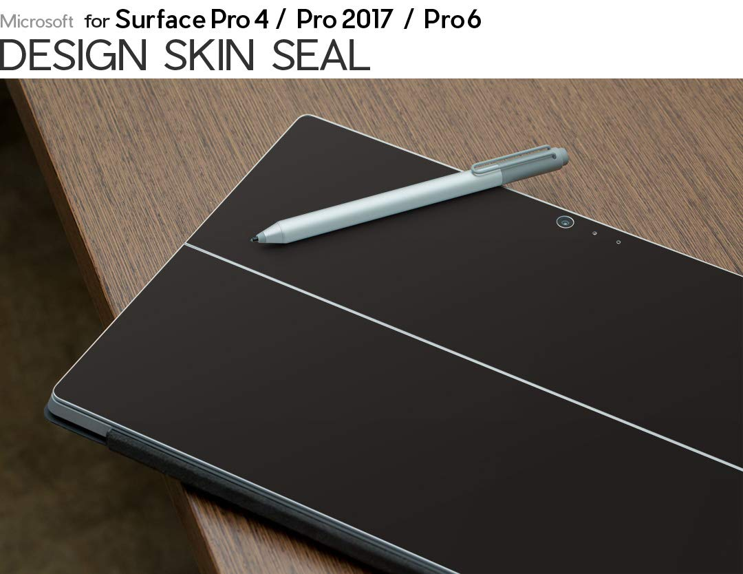 005298 2018 igsticker Ultra Thin 3M Premium Protective Back /& Side Body Stickers Skins Universal Tablet Decal Cover for Microsoft Surface Pro 4// Pro 2017// Pro 6