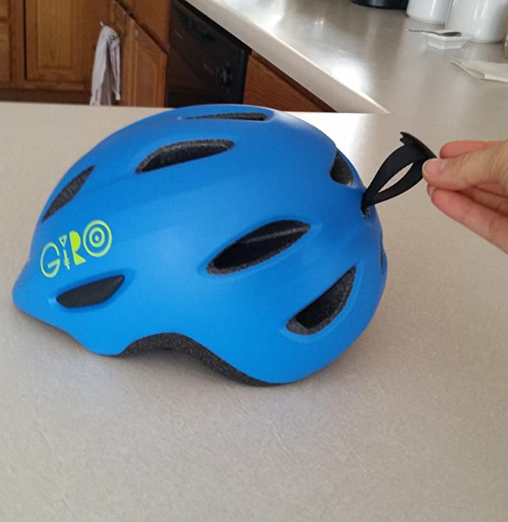 Giro Scamp Youth Bike Helmet Green