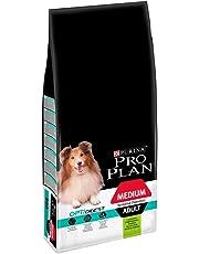 PRO PLAN Medium Adult Sensitive Digestion avec OPTIDIGEST Riche en Agneau - 14 KG - Croquettes pour chiens adultes de taille moyenne