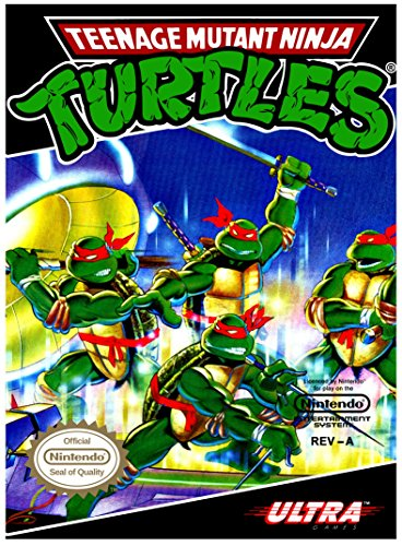 Teenage Mutant Ninja Turtles Video Games (Teenage Mutant Ninja Turtles)