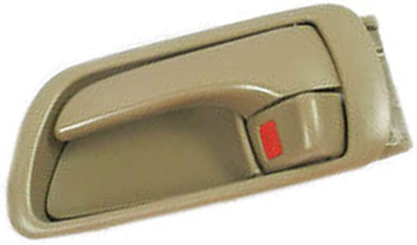 B556 Toyota Camry For 02-06 TAN Left Inside Door Handle