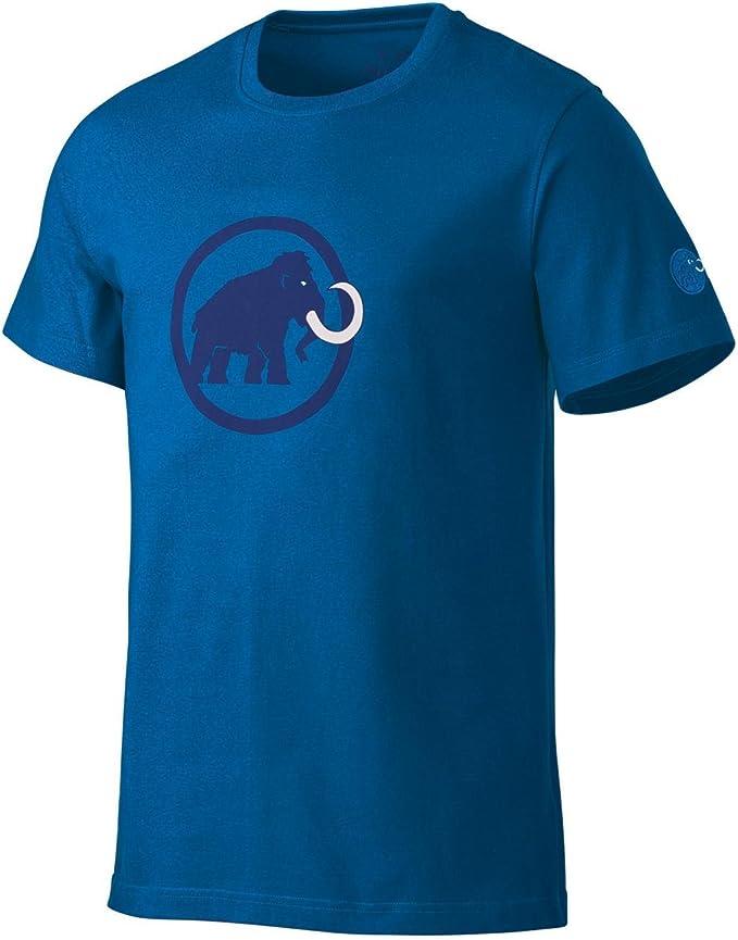 Mammut Logo - Camiseta para Hombre, tamaño S, Color Cruise: Amazon ...