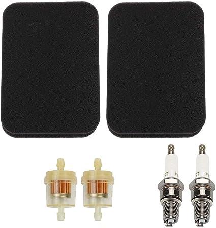 17211-899-000 Air Filter For Honda GX390 GX340 GX270 GX240 Engine EB5000 EB5000X
