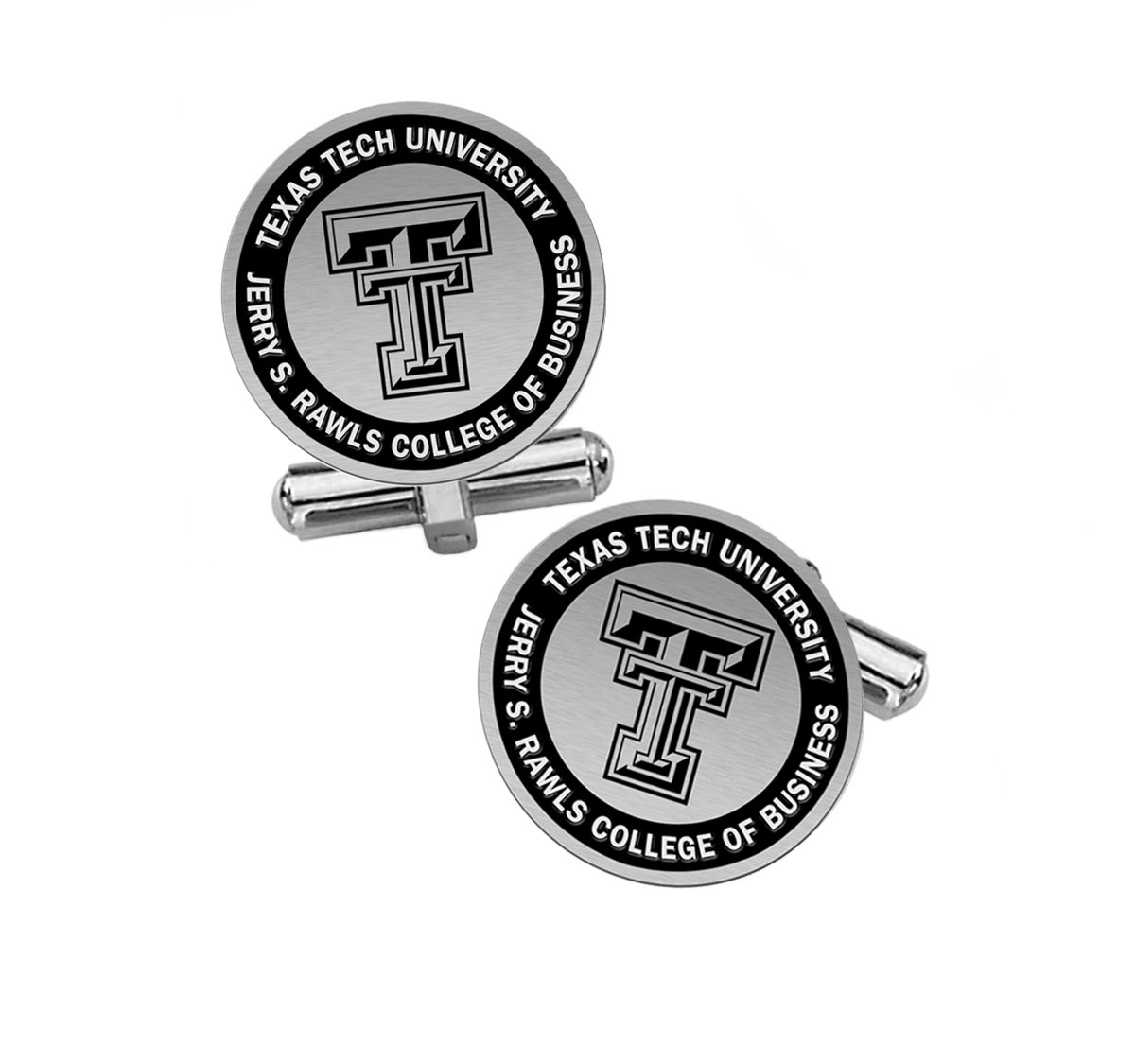 Jerry S. Rawls College of Business Cuff Links   Texas Tech University