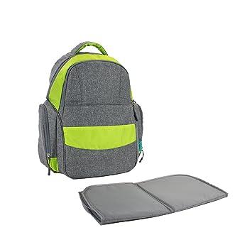 Amazon.com: machamommy bolsa de pañales mochila para ...