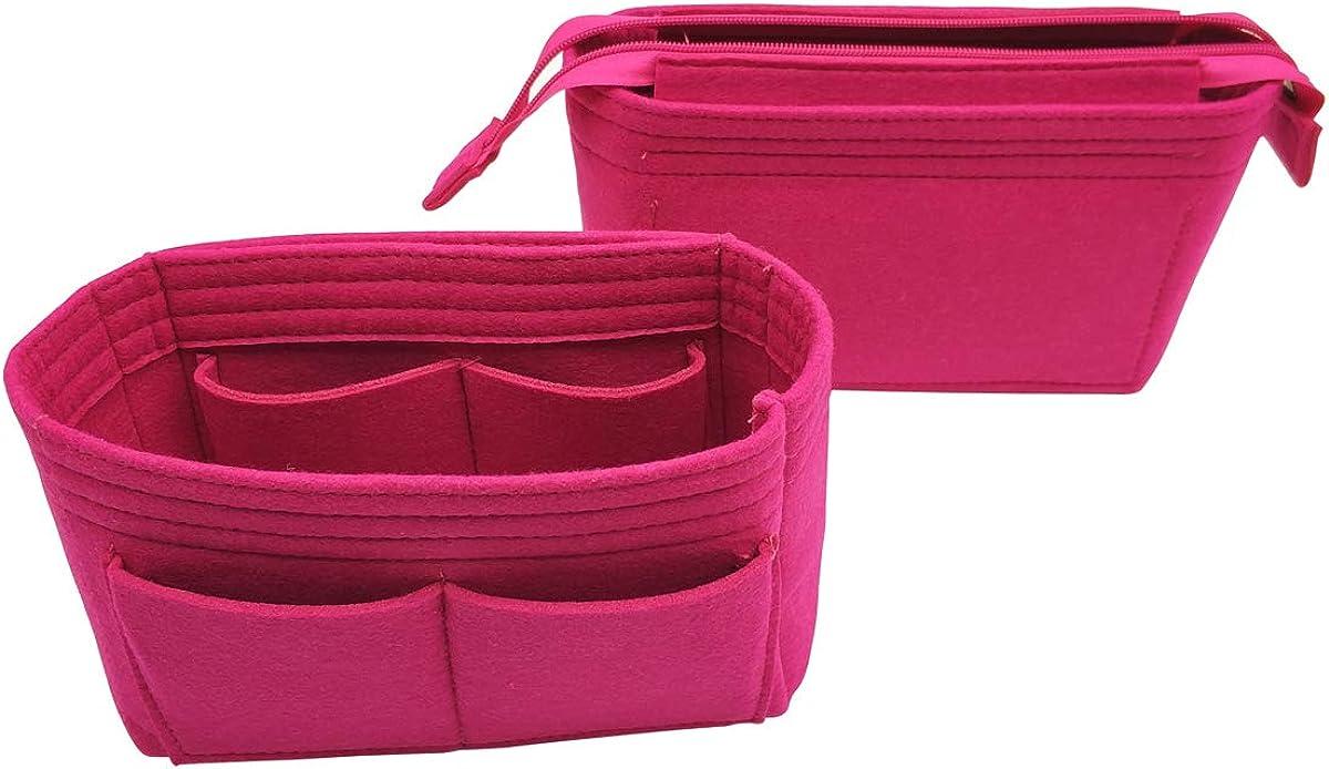 Taschen-Organizer passend f/ür LV NeoNoe No/é Serie Organizer mit 2 Packungen in Einem Set Einstecktasche LEXSION Organizer
