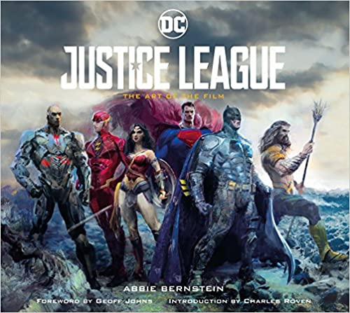 Justice League. The Art Of The Film por Abbie Bernstein epub