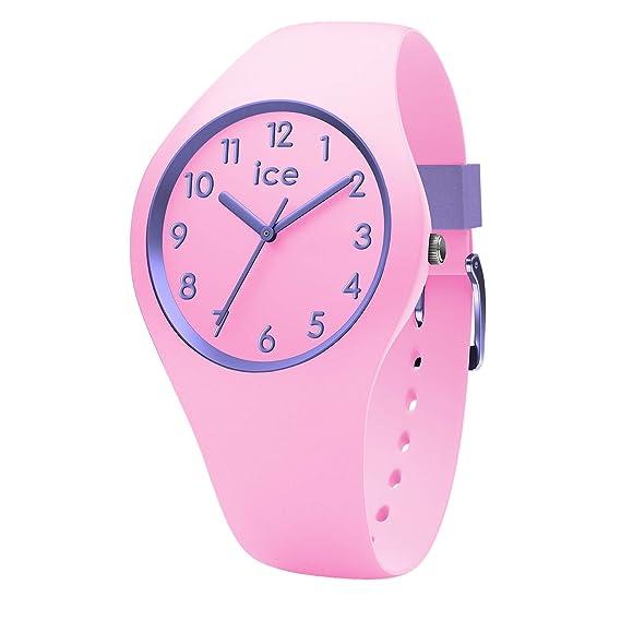 Ice Watch Reloj Digital para Niños de Cuarzo con Correa en Silicona 14431: Amazon.es: Relojes