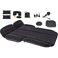 $31 » Onirii Inflatable SUV Air Mattress Bed with Back Seat Pump Portable…