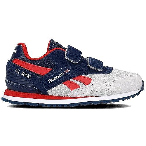 387133e01 Reebok BD2445, Zapatillas de Trail Running Unisex para Niños, Azul (Collegiate  Navy/Skull Grey/Primal Red/WH), 32.5 EU: Amazon.es: Zapatos y complementos