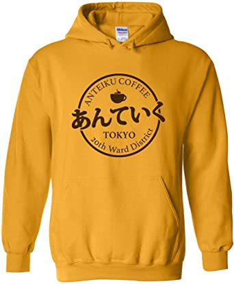 Amazon.com: 95Vibes Anteiku Coffee 20th Ward Tokyo Ghoul ...