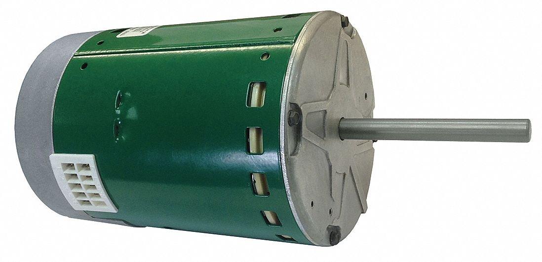 Century - 6203E Genteq Evergreen EM ECM Direct Drive Blower Motor 1/3 HP 208/230V 2.8 Amp Multi-Speed