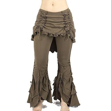 Falda pantalón de espesor high clothing psywear vestir de la ...