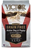 Victor Dog Food Grain-Free Active Dog and Puppy Beef Meal and Sweet Potato