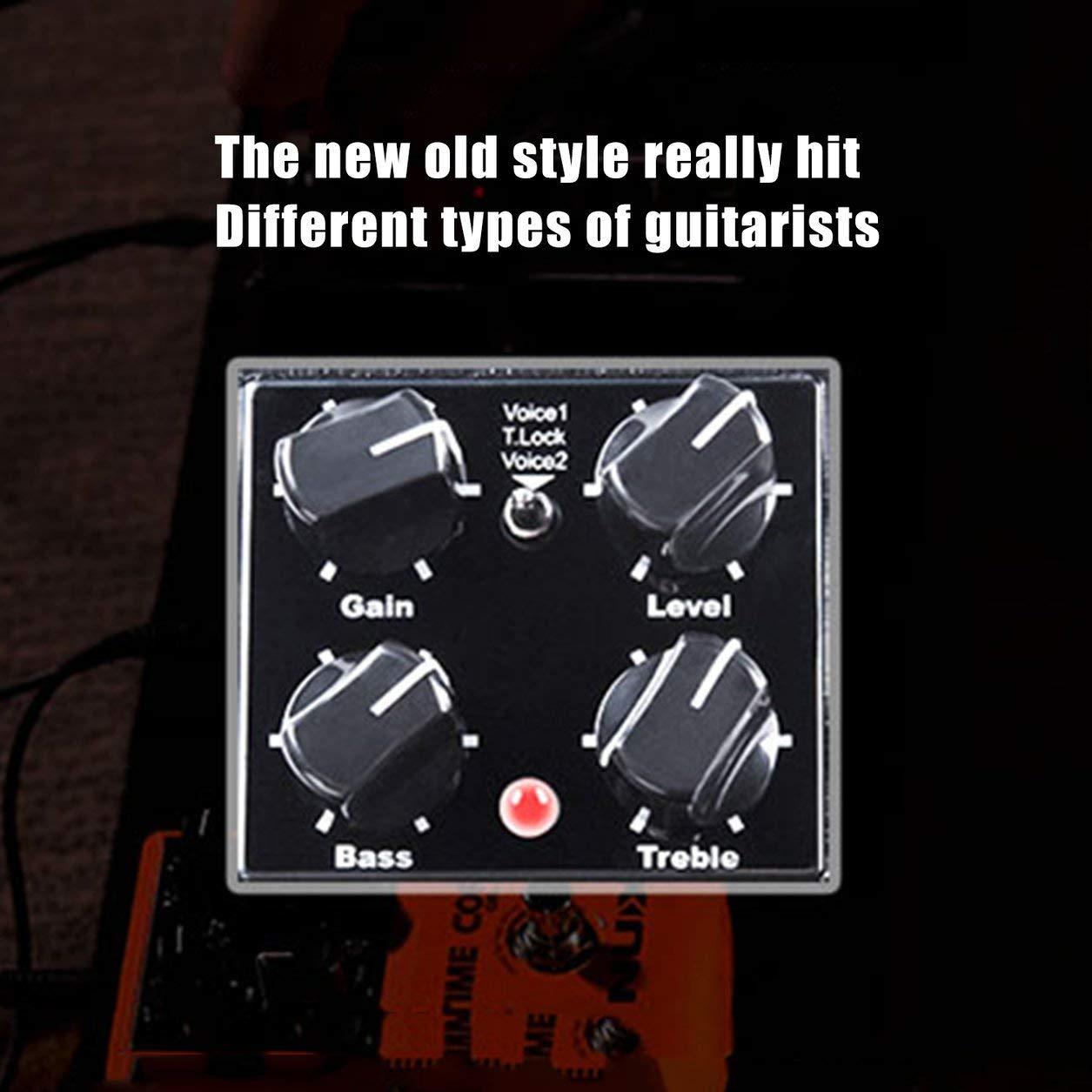 Dailyinshop Loop Core Efecto de la Guitarra eléctrica Pedal Duradero Musical Guitarra Pedal Efecto: Amazon.es: Deportes y aire libre