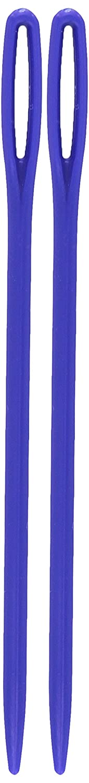 2-3//4 School Specialty 436520 Lucite Jumbo Eye Yarn Needle Pack of 2